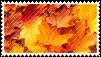 leaves .F2U stamp. by ChainOfRain