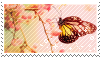 butterfly .F2U stamp. by ChainOfRain