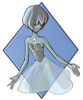 Blue Pearl by AlinaJames