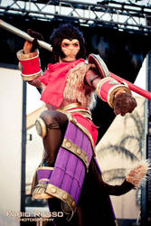 Wukong LoL by ManuMindfreak