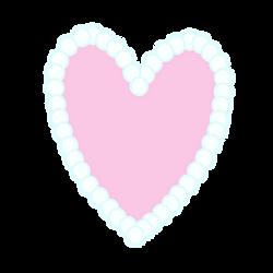 Sugar Heart Cutie Mark by Ashidaru