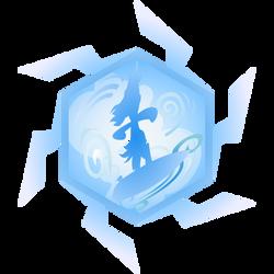 Wave Cloud Surfer Icon by Ashidaru