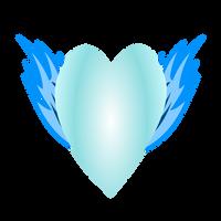 Glacial Heart Cutie Mark by Ashidaru