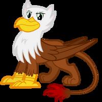 Guiseppe the Griffon by Ashidaru