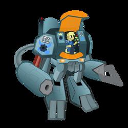 Tool Spark ready for Takeoff by Ashidaru