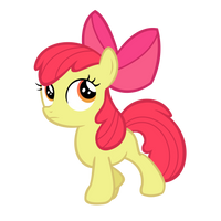 Applebloom Vector 2 by Ashidaru