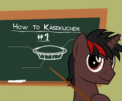 How to Kaesekuchen by Ashidaru