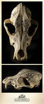 Burek's Skull by WSi