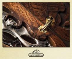 mantis pendant_detail1 by WSi