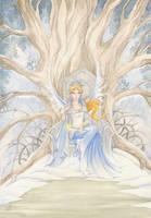 Queen of Winter 2 by Raafke