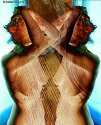 The Woman in the Wood by Batsceba