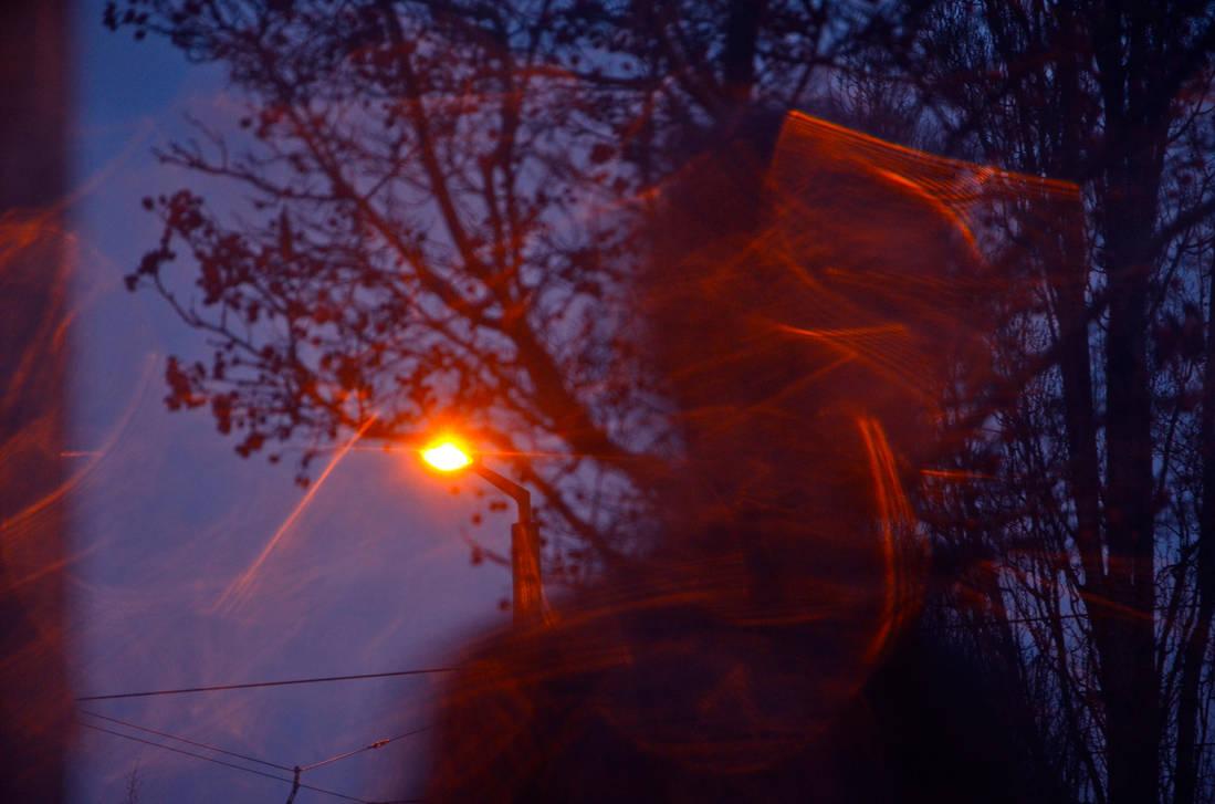 raining Ghost by Batsceba