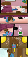 QuantumTale - Chapter 1: Retry pg5 by FoxyPheonix