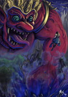 Garudayana : Ashura Wrath by r-chie