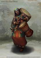 Turami Bard by r-chie