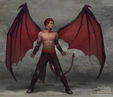 Incubus by r-chie