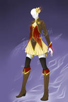 Levia's Boutique- Asian Pirate Outfit adopt closed by SpiderShii