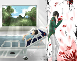 Rest in Peace, Monty Oum by SpiderShii