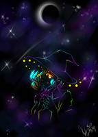 Wishing on a Constellation by SpiderShii