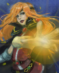 Lina Inverse by SophiaFeesh