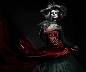 Deep Red by Adinad4