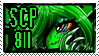 Stamp: SCP-811 by rocioam7