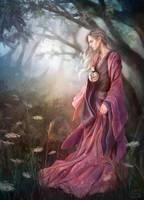 The Kitsune by efelidi