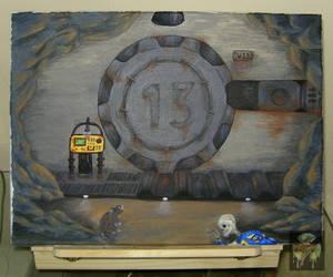 Vault 13 by BlueStylz