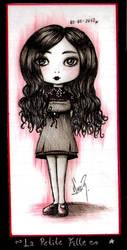 La Petite Fille by AnnyOwl