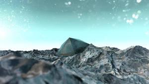 Ocean Landscape by Finnfanfoodle