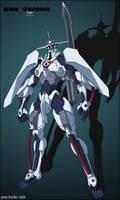Gun X Sword : Dan Vector by pana74