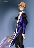 Gun X Sword : Michael Vector by pana74