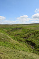Boulsworth Hill Stock 3 by Lavander-Thistle
