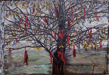 Wish Tree by marzenaabl
