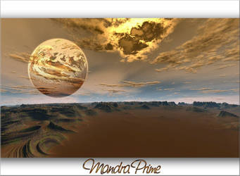 Mandra Prime by SavageDragon1313