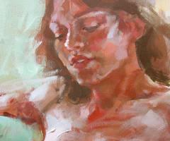 ...woman by renatadomagalska