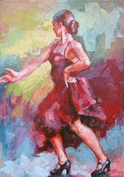 Dance nr. 24-2008 by renatadomagalska
