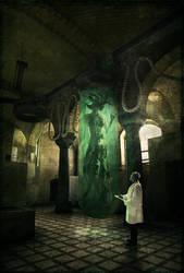 the scientist by felipmars