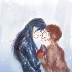 Remus and Sirius-happiness by Abyss-Valkyrie