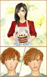 HBD Remus Lupin by Abyss-Valkyrie