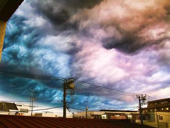 Asperatus cloud by A4size-ska