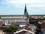 French Quarter Rooftops 1 by Kicks02