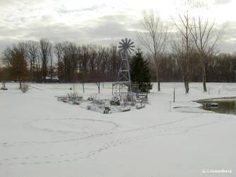 Thanksgiving 2004 - Windmill by Kicks02