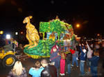Mardi Gras Krewe of Isis 6 by Kicks02