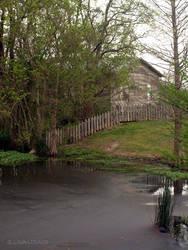 Cajun Village - The House 1 by Kicks02