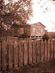 Cajun Village - The House 2 by Kicks02