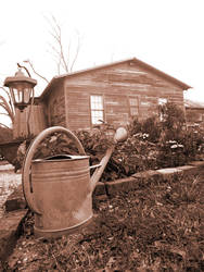 Cajun Village - The House 3 by Kicks02