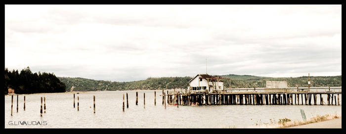 Seabeck - The Pier by Kicks02