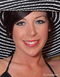 Heather  - Car Pinup 6 by Kicks02
