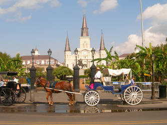 French Quarter Carriages by Kicks02